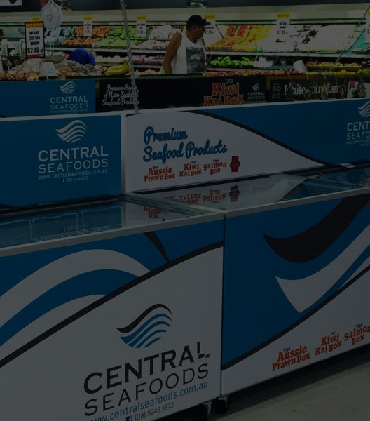 Central Seafoods - Premium Perth Seafood Supplies
