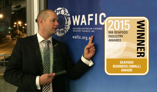 Austral and Central Seafoods snap up business prizes at WA Seafood Industry Awards
